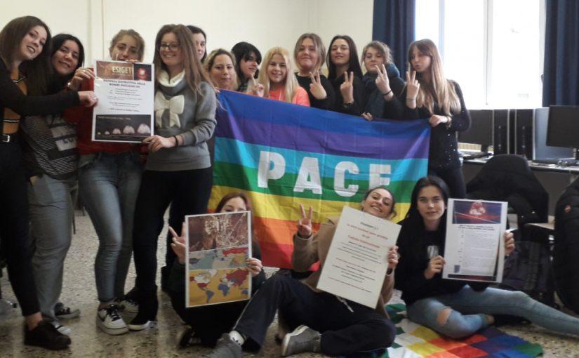 16 marzo, Livorno: incontro con due classi dell'Istituto Colombo-Vespucci