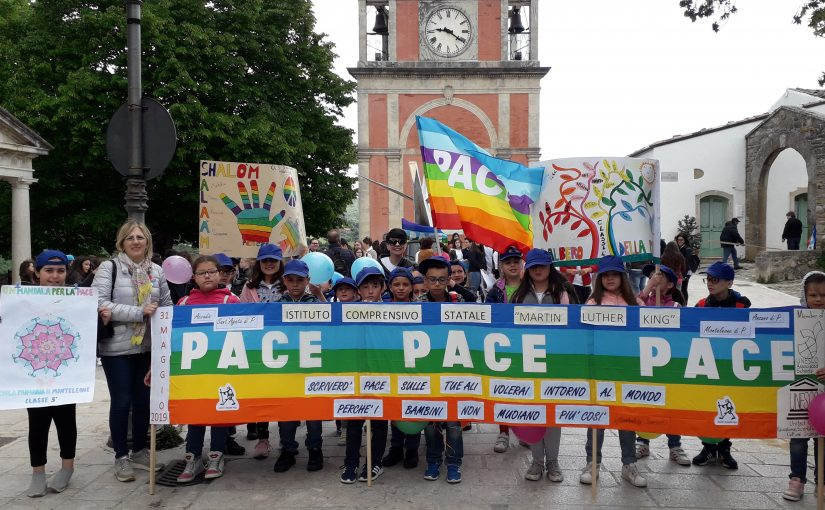 Grande marcia per la pace e il disarmo nucleare