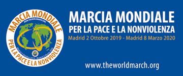La Scuole in Marcia per la Pace e la Nonviolenza